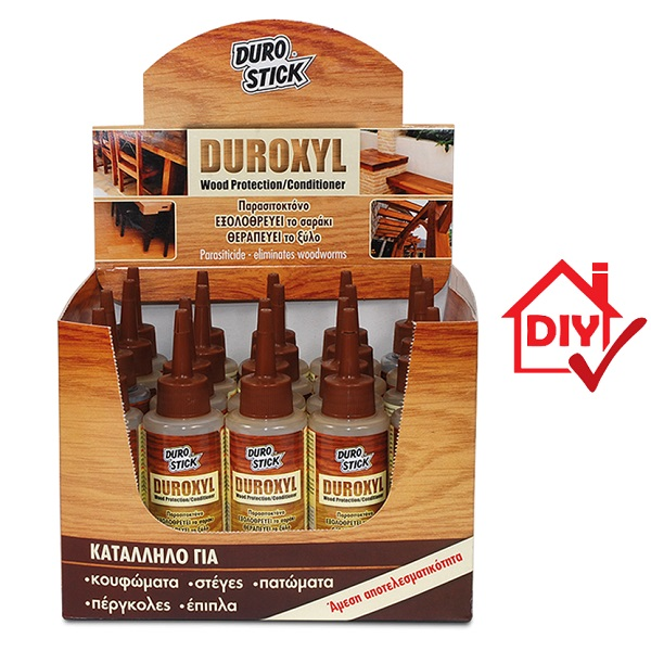Παρασιτοκτόνο durowood killer DUROSTICK 120ml